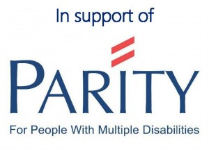 In Support of Parity logo