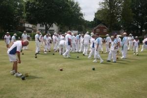 View the album Bowls England Celebration Match